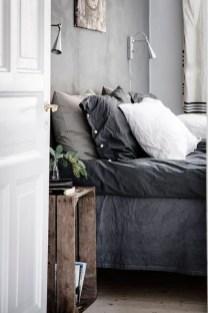 Astonishing Scandinavian Bedroom Design Ideas 21