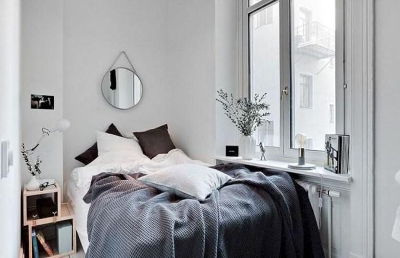 Astonishing Scandinavian Bedroom Design Ideas 48
