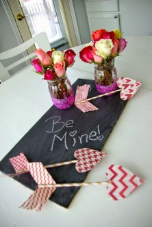 Awesome Homemade Decorations For Valentines Day 36