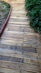 Best DIY Garden Path Designs You Can Bulid To Complete Your Gardens 10