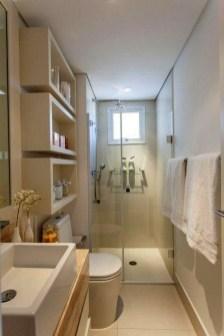 Cool Tiny House Bathroom Remodel Design Ideas 20