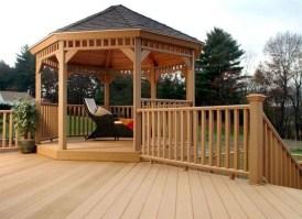 Cozy Gazebo Design Ideas For Your Backyard 06