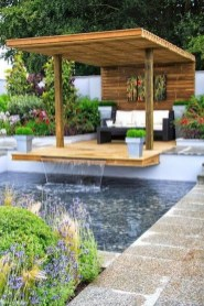 Cozy Gazebo Design Ideas For Your Backyard 25