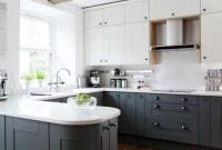 Creative U Shaped Kitchen Remodel Ideas 58