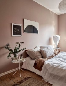 Cute Pink Bedroom Design Ideas 13