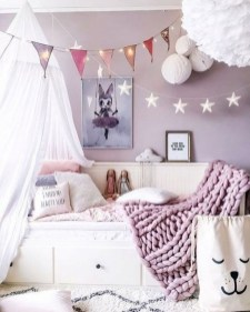 Cute Pink Bedroom Design Ideas 14