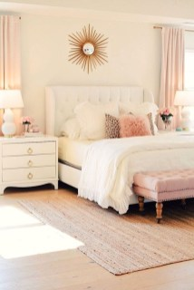 Cute Pink Bedroom Design Ideas 21