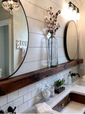 Dreamy Bathroom Lighting Design For Your Home 08