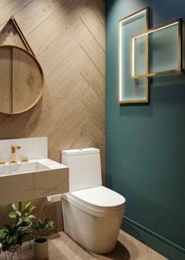 Dreamy Bathroom Lighting Design For Your Home 26