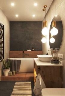 Dreamy Bathroom Lighting Design For Your Home 29