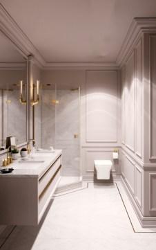 Dreamy Bathroom Lighting Design For Your Home 41