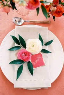 Elegant Table Settings Ideas For Valentines Day 08