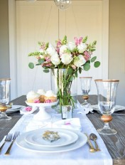 Elegant Table Settings Ideas For Valentines Day 10
