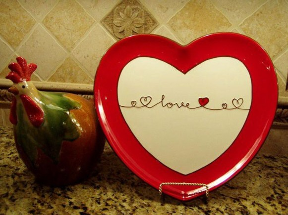 Elegant Table Settings Ideas For Valentines Day 46