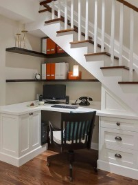 Genius Storage Ideas For Under Stairs 04
