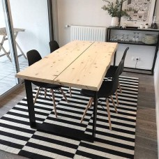 Modern And Unique Industrial Table Design Ideas 05