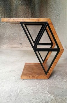 Modern And Unique Industrial Table Design Ideas 09