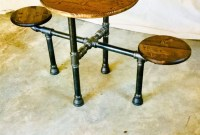 Modern And Unique Industrial Table Design Ideas 29
