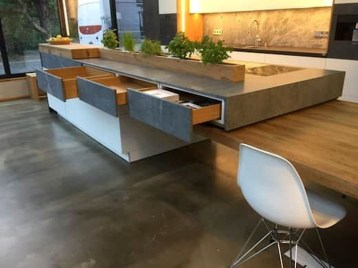 Modern And Unique Industrial Table Design Ideas 34