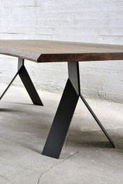 Modern And Unique Industrial Table Design Ideas 40