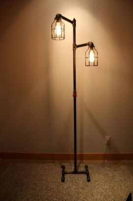 Modern Industrial Lamp Design For Your Home 07