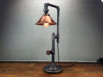 Modern Industrial Lamp Design For Your Home 22