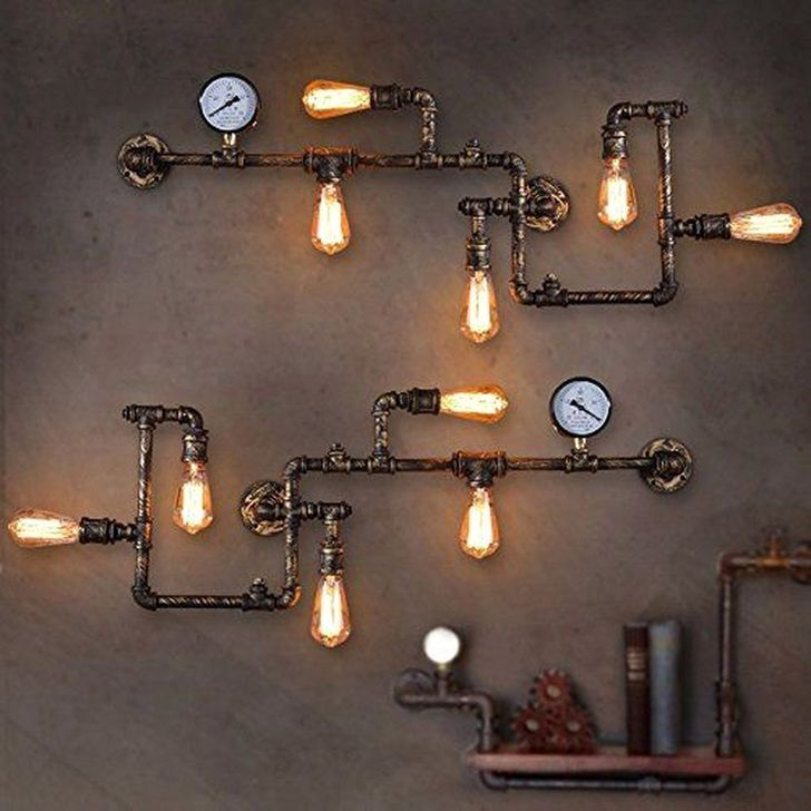 Modern Industrial Lamp Design For Your Home 44