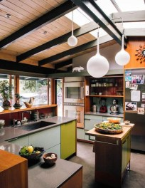 Modern Mid Century Kitchen Design Ideas For Inspiration 16