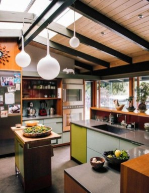 Modern Mid Century Kitchen Design Ideas For Inspiration 21