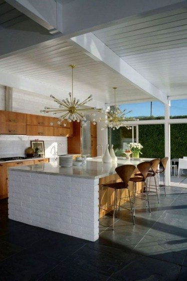 Modern Mid Century Kitchen Design Ideas For Inspiration 37
