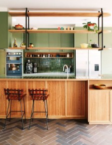 Modern Mid Century Kitchen Design Ideas For Inspiration 43