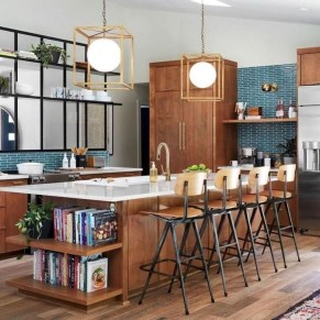 Modern Mid Century Kitchen Design Ideas For Inspiration 44