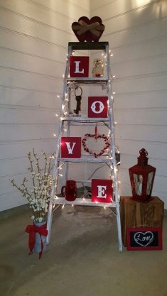 Simple DIY Valentines Day Decor Ideas 07
