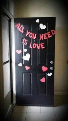 Simple DIY Valentines Day Decor Ideas 09