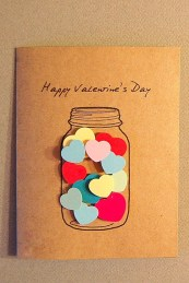 Simple DIY Valentines Day Decor Ideas 13