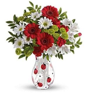Stunning Valentine Floral Arrangements Ideas 08