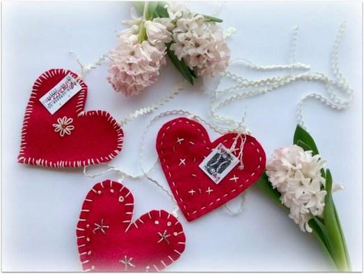 Stunning Valentine Floral Arrangements Ideas 31