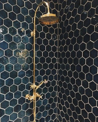 The Best Ideas Black Shower Tiles Design 09