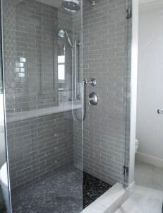 The Best Ideas Black Shower Tiles Design 14