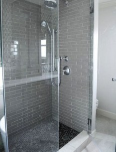 The Best Ideas Black Shower Tiles Design 14