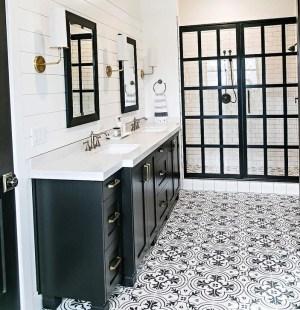 The Best Ideas Black Shower Tiles Design 27
