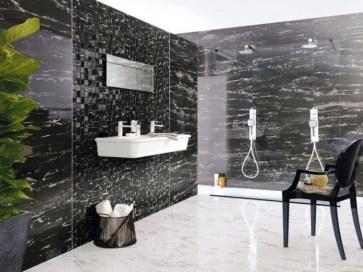 The Best Ideas Black Shower Tiles Design 37