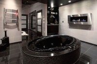 The Best Ideas Black Shower Tiles Design 47