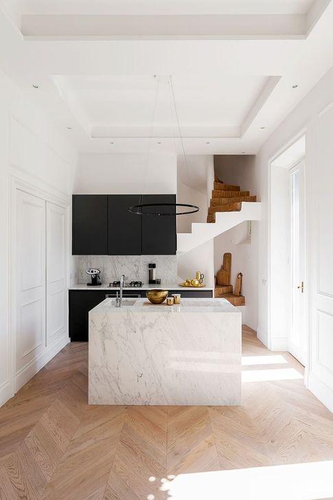Unique And Colorful Kitchen Design Ideas 36