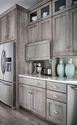 Affordable Farmhouse Kitchen Cabinets Ideas 23