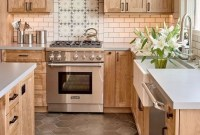 Affordable Farmhouse Kitchen Cabinets Ideas 46