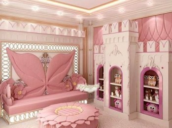 Awesome Disney Bedroom Design Ideas For Your Children 07