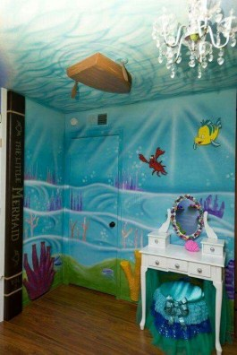 Awesome Disney Bedroom Design Ideas For Your Children 21