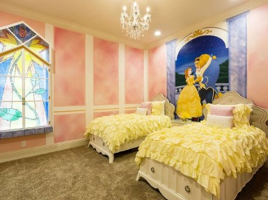 Awesome Disney Bedroom Design Ideas For Your Children 30