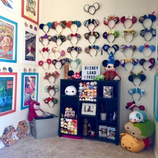 Awesome Disney Bedroom Design Ideas For Your Children 44